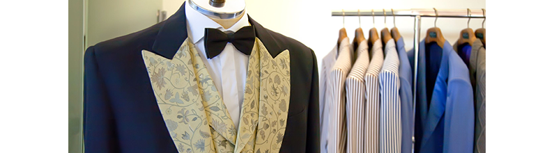 Tuxedo Rental | Robinson's Dry Cleaner Laundry And Alterations | Lompoc, CA | (805) 736-6500